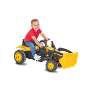Jamara Pedal Tractor Strong Bull with front loader