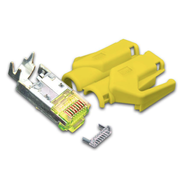 Wirewin MOD TM31 GE 50 wire connector RJ-45 Yellow