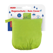 Herlitz 50033218 backpack cover Backpack rain cover Yellow 32 L