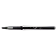 Uni UBA-188M Clip-on retractable pen Black 1 pc(s)