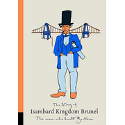 Allen & Unwin Isambard Brunel book English Hardcover 112 pages