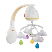 Fisher-Price Calming Clouds Mobile & Soother baby hanging toy
