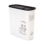 Curver 412041 pet food storage bag/container Pet food storage container Plastic White