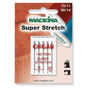 Madeira 9458 sewing needle 5 pc(s) Sewing machine Ballpoint needle