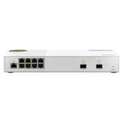 QNAP QSW-M2108-2S network switch Managed Grey