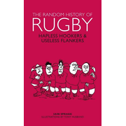 Allen & Unwin The Random History of Rugby book English Hardcover 128 pages