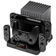 Snakebyte DUAL CHARGE:BASE S (SWITCH) video game accessory
