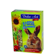 Dako-Art 5906554353225 small animal food Snack 1 kg Rabbit