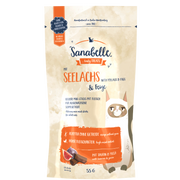 Sanabelle Seelachs & Feige Cat Treat Fish 55 g
