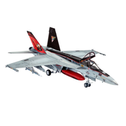 Revell F/A-18E Super Hornet 1:144 Assembly kit Fixed-wing aircraft