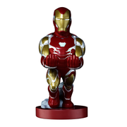 Exquisite Gaming Cable Guys Iron Man Passive holder Gaming controller, Mobile phone/Smartphone Gold, Red, Silver