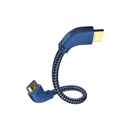 Inakustik 0042501 HDMI cable 1 m HDMI Type A (Standard) Blue