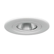 Siteco PrevaLight Downlight ceiling lighting White Non-changeable bulb(s) A++