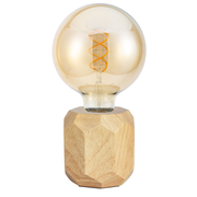 Pauleen Woody Sparkle table lamp E27 Wood