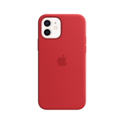 "Apple MHL63ZM/A mobile phone case 15.5 cm (6.1"") Cover Red"