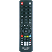 Schwaiger UFB3802533 remote control DTV, TV Press buttons