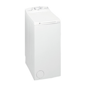 Whirlpool TDLR 6030L PL/N washing machine Freestanding Top-load 6 kg 1000 RPM White