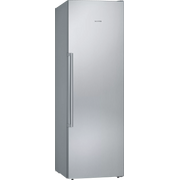 Siemens iQ500 GS36NAIDP freezer Freestanding Upright 242 L D Stainless steel