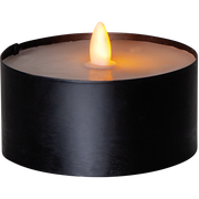 Star Trading 12.062-37 electric candle 0.5 W LED Black