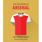 Allen & Unwin The Little of Arsenal book Sport & leisure English Hardcover 192 pages