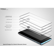 KAPSOLO Tempered GLASS Samsung Galaxy S20 Plus Sreen Protection