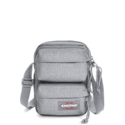 Eastpak The One Doubled Nylon, Polyester Grey Man Messenger bag