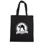 Pechkeks 3001001 shopping bag Black Tote bag