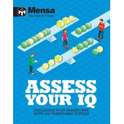 ISBN Assess Your IQ (Mensa) book Paperback 144 pages