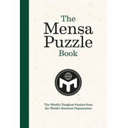 ISBN The Mensa Puzzle book Paperback 384 pages