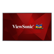 """Viewsonic CDE5010 Digital signage flat panel 127 cm (50"""") LED 4K Ultra HD Black Built-in processor Android 5.0.1"""