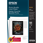 Epson Photo Quality Inkjet Paper - A4 - 100 Sheets