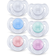 Philips AVENT For essential comfort 6–18 m Classic soother