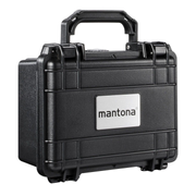 Mantona 18507 camera case Messenger case Black