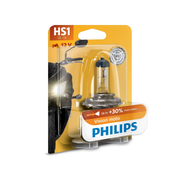 Philips Vision Moto Type of lamp: HS1 Pack of: 1 Motorcycle headlights