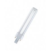 Osram DULUX S fluorescent bulb 11 W G23 A Cool white