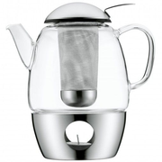 WMF Tee-Set 3-teilig SmarTea 1 ml Stainless steel