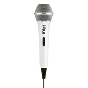 IK Multimedia iRig Voice White Stage/performance microphone