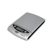 Wedo Optimo 1000 Grey, Silver Electronic personal scale