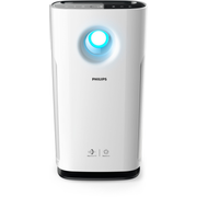 Philips 3000 series AC3256/10 air purifier 76 m² 63.8 dB 60 W White