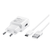 Samsung EP-TA20EWE mobile device charger White Indoor