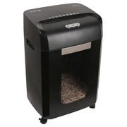 Olympia CC 518.4 paper shredder Cross shredding 65 dB 22 cm Black