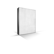 Philips 2000 series Captures 99.97% of particles Nano Protect Filter