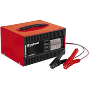 Einhell CC-BC 5 vehicle battery charger Black, Red