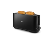 Philips Daily Collection HD2590/90 toaster 2 slice(s) 1030 W Black