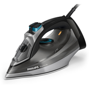 Philips PowerLife GC2999/80 iron Steam iron SteamGlide soleplate 2600 W Black, Grey