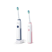 Philips Sonicare CleanCare 1 mode 2 brush heads Sonic electric toothbrush