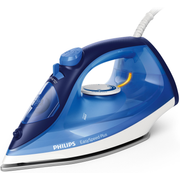 Philips EasySpeed GC2145/20 iron Steam iron Ceramic soleplate 2100 W Blue, White
