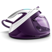 Philips GC9666/30 steam ironing station 2700 W 1.8 L T-ionicGlide soleplate Purple, White