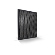 Philips 5000 series Reduces TVOC* Reduces odours Active Carbon filter
