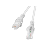 Lanberg PCU5-10CC-0100-S networking cable Grey 1 m Cat5e U/UTP (UTP)